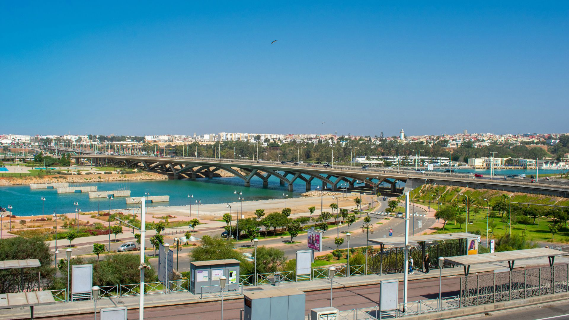 Veolia has raised US$84 million to finance an important water infrastructure project in Rabat