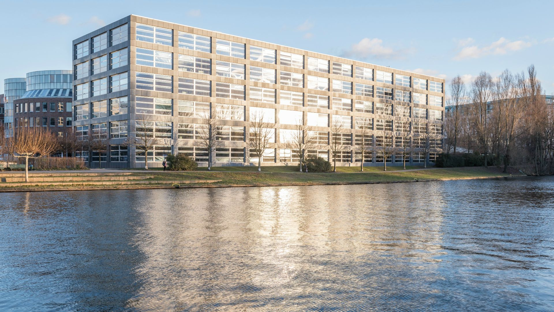 LBBW Landesbank Baden-Württemberg has sold an office building in Berlin to Wealthcap GmbH