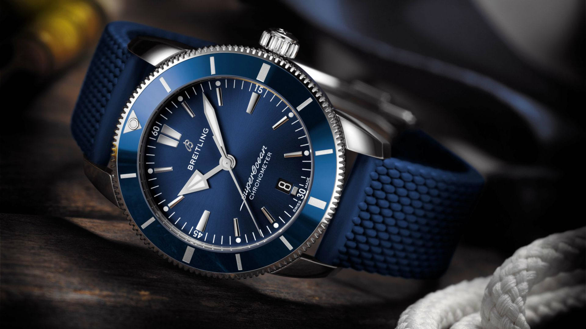 Breitling SA has received valuation services