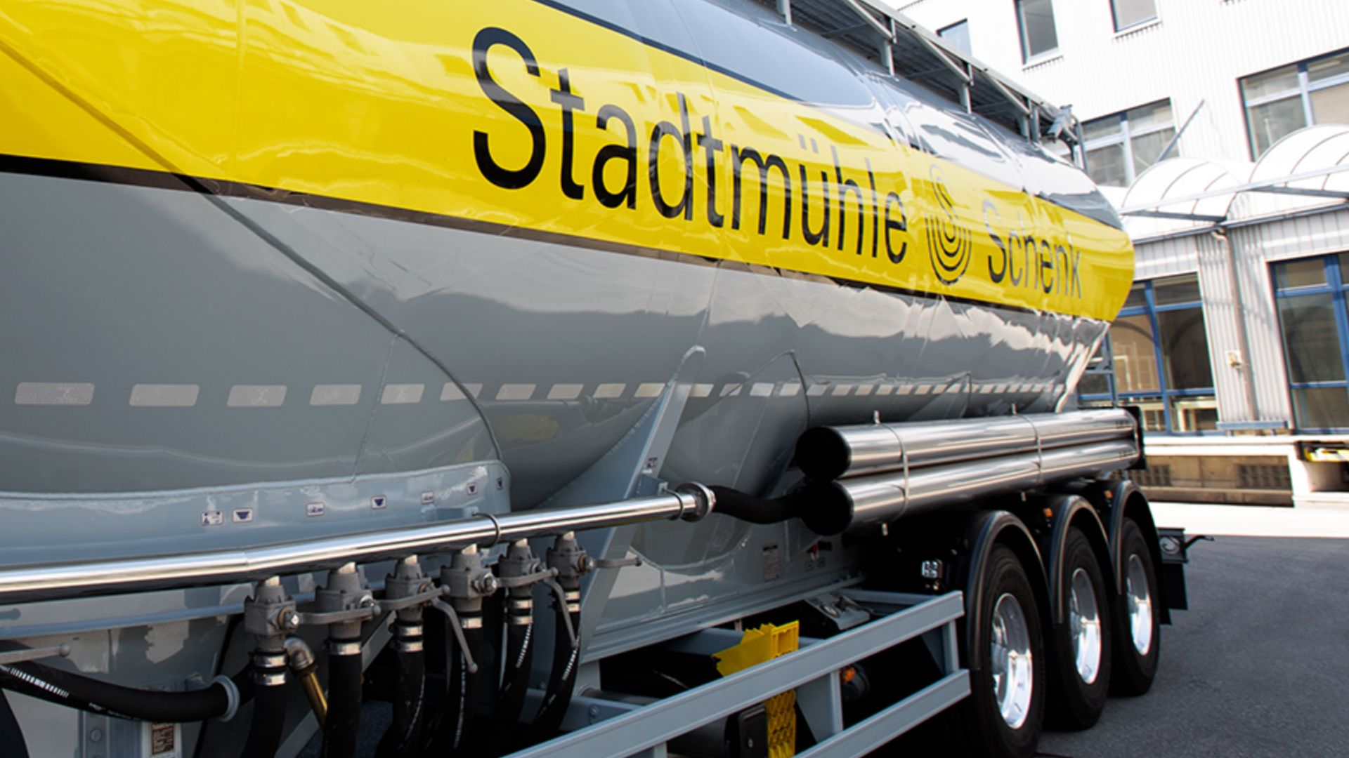 Stadtmühle Schenk AG has been acquired by Kowema AG
