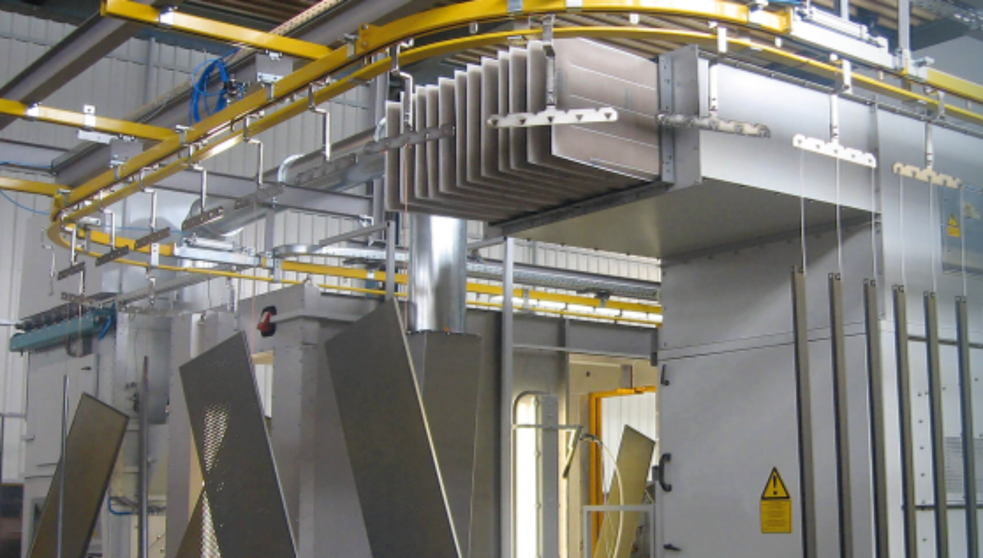Axel Johnson International has acquired Caldan Conveyor